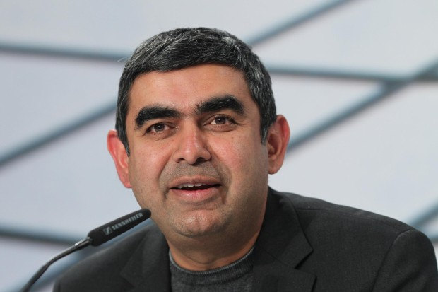 New CEO Sikka exhorts Infocions to de better