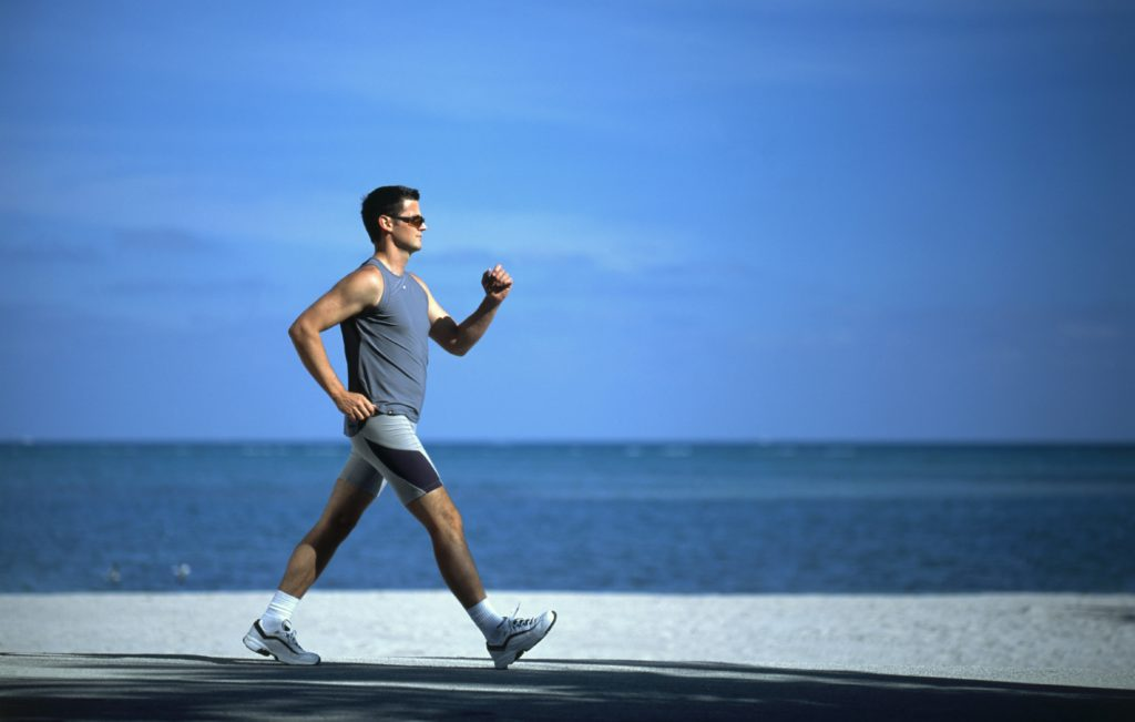 Higher step count can lower early death risk
