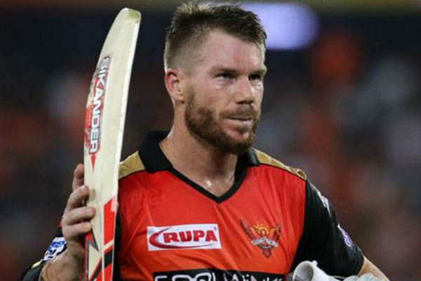 IPL 2020: David Warner reinstated as Sunrisers captain