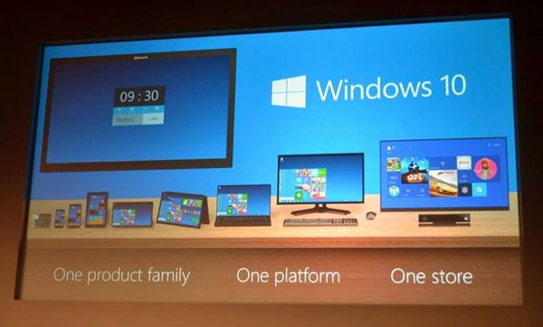 Microsoft rolls out Windows 10 operating system