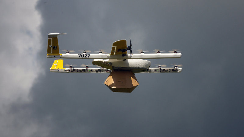 Google-linked firm wins US approval for drone deliveries