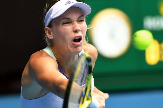 Wozniacki career ends in tears with defeat at Australian Open