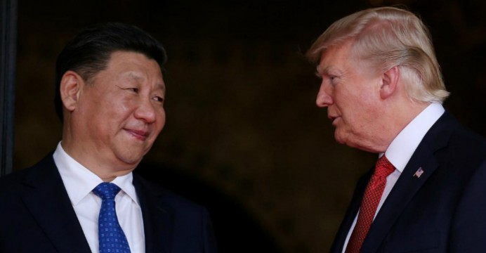 Trump-Xi meet likely in June at G20 summit