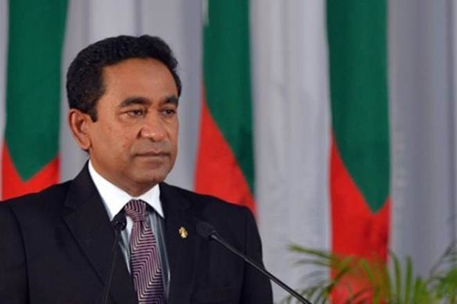 Yameen charged with money laundering