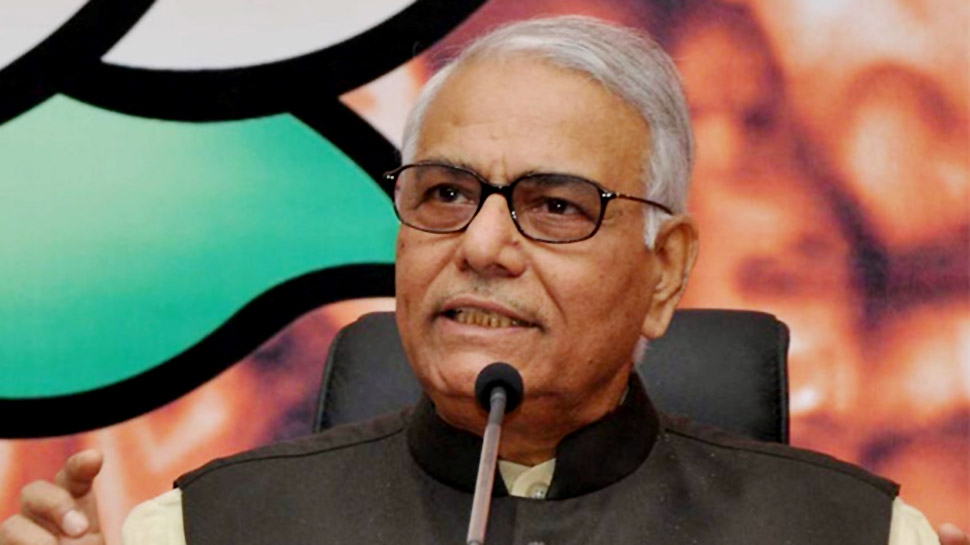 Probe Alleged 31,000 Crore Fund Diversion By DHFL: Yashwant Sinha
