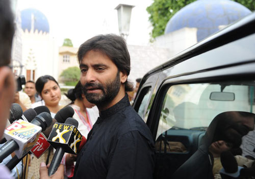 Yasin Malik arrested, JKLF march halted