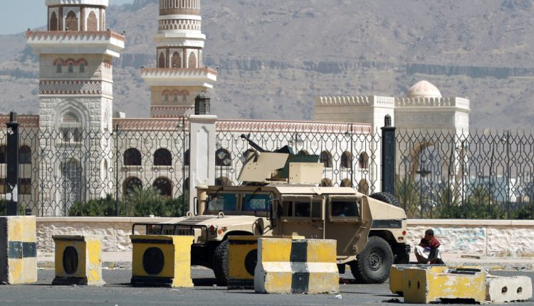 Saudi-led coalition launches strike after Aden coup
