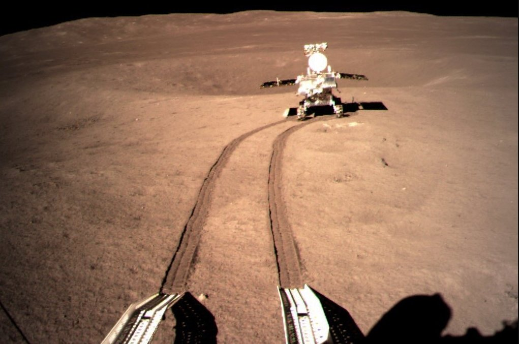 Chinas new lunar rover may face challenges on Moons far side