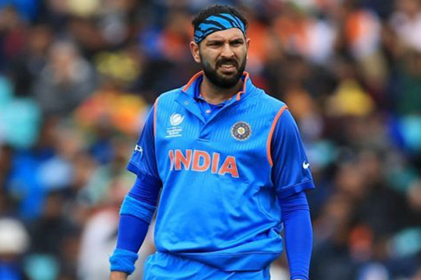 Cricket fraternity wishes Yuvraj Singh