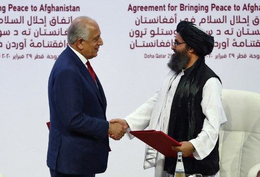 Afghan peace deal: Trumps trap to India