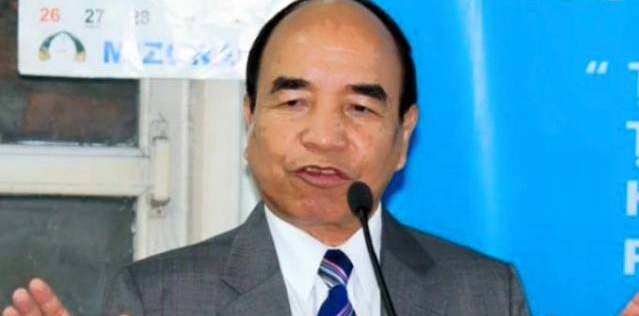 MNF will never support BJP, says Mizoram Chief Minister