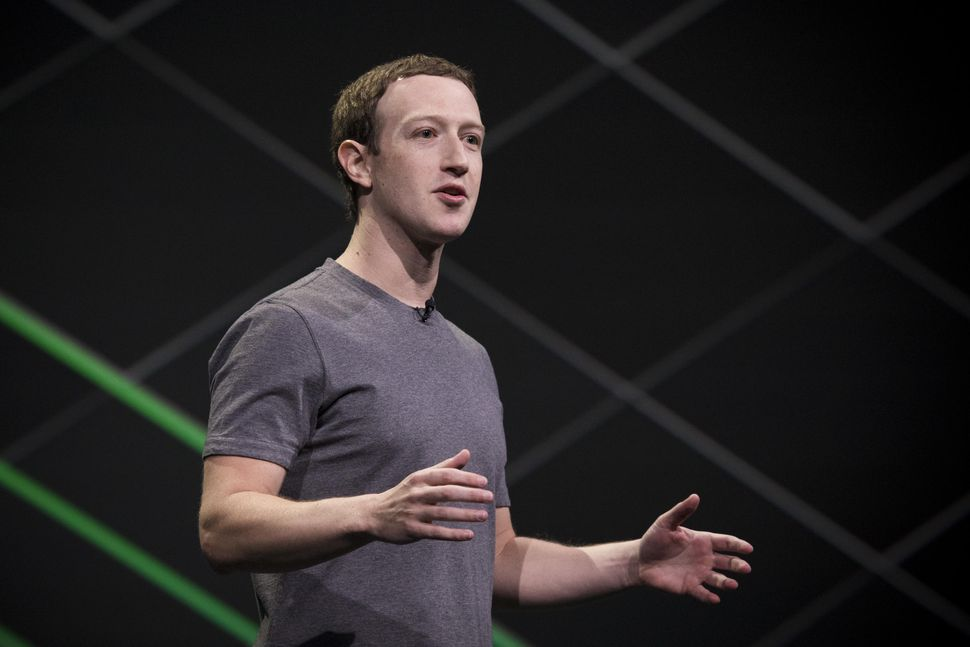 EU official, Zuckerberg discuss privacy protection