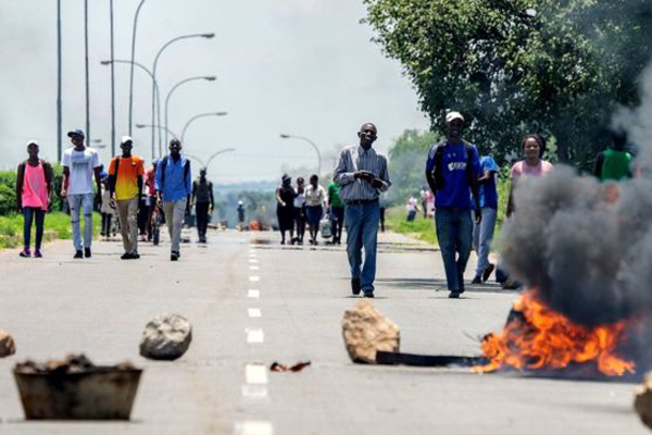 Zimbabwe troops systematically tortured protesters: Rights Group