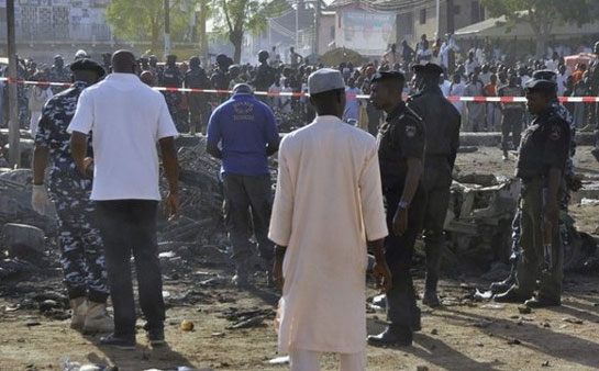 81 killed in attack on mosque in Nigeria