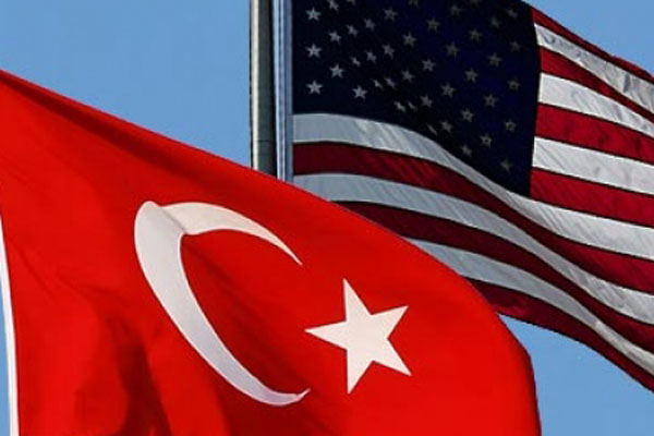 Amid crisis, US-Turkey discuss defence, security