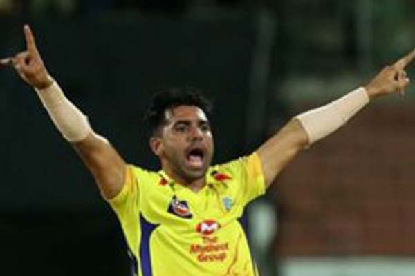 We need a better wicket at home, says CSK pacer Chahar