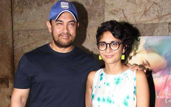 Wife suggested moving out of India: Aamir on intolerance