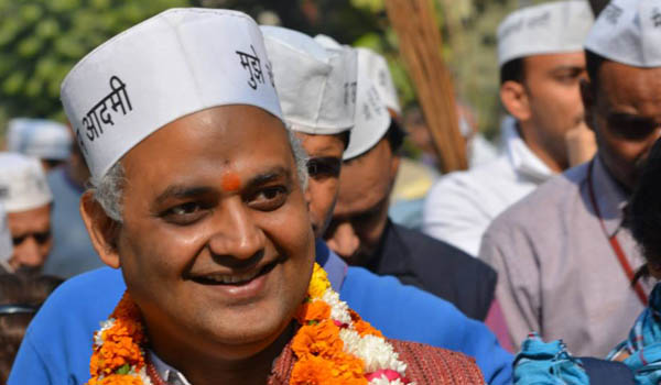 Delhi HC quashes FIR against AAPs Somnath Bharti