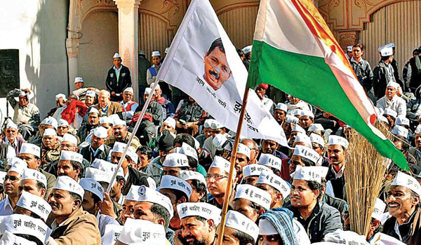 No tie up with Congress in Delhi, Punjab, Haryana: AAP