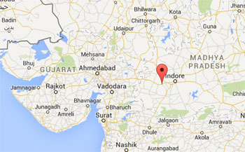 Nine killed as bus plunges into valley in MP