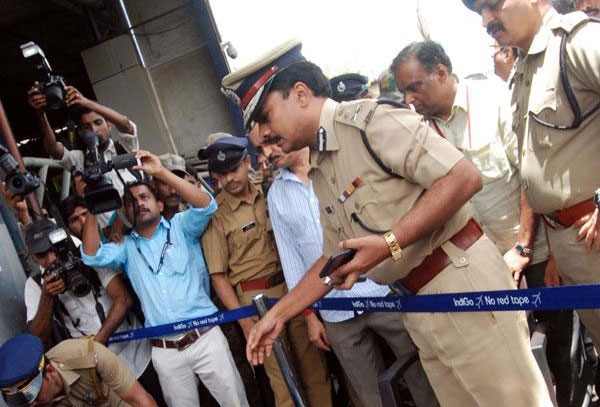 Karipur airport melee: DGP says CCTV footages show who is at fault