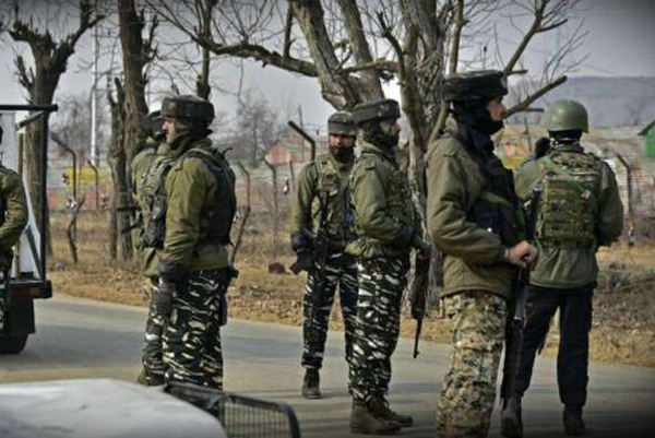 Civilian injured in Uri shelling