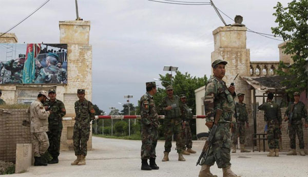 Over 100 dead, wounded in Taliban attack on Afghan army base