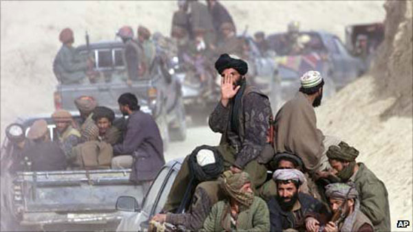 Afghan Taliban not a terrorist organisation: US