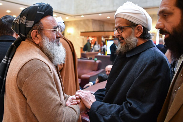 Taliban takes centre stage as Kabul cut out of peace talks