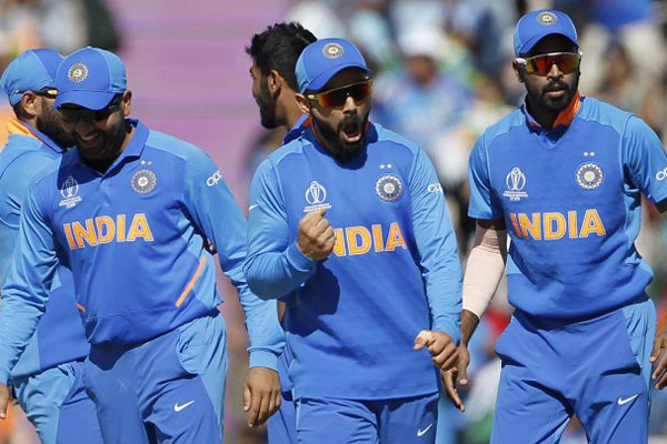 India vs Afghanistan, ICC World Cup: Shami claims hat-trick as India beat Afghanistan in a last-over thriller
