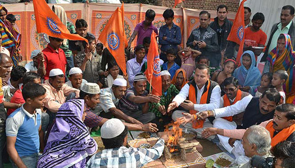 VHP wants anti-conversion law, terms Agra event home-coming