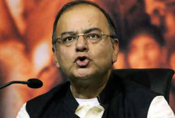 Jaitley dismisses reports of use of naval chopper by family
