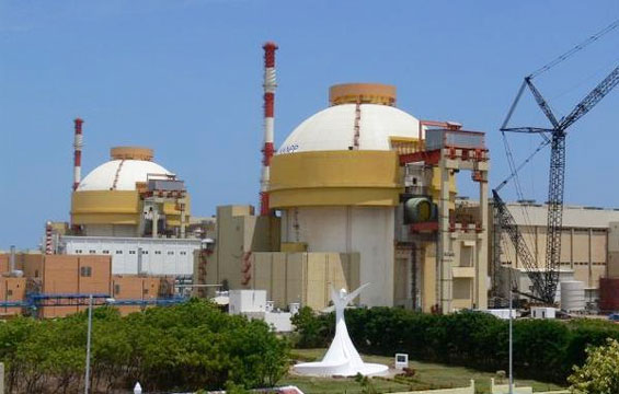 Kudankulam turbine to run with parts from another unit