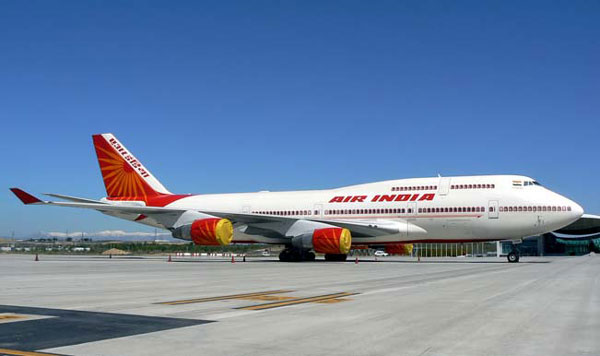 Air India pilot who threw tantrums over dirty oxygen mask suspended