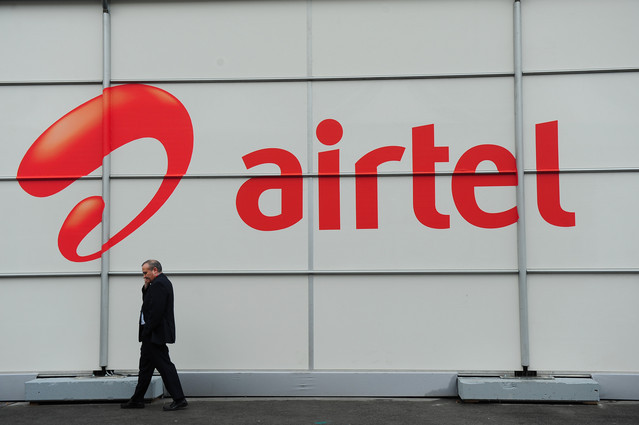 Bharti Airtel quarterly net income declines 28 percent