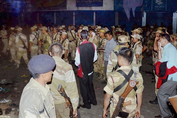 Centre asks for report on killing of Nagaland rape accused