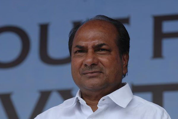 Modi compromised national security in Rafale deal: Antony