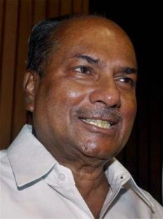 Corruption remark was not to target anyone: Antony