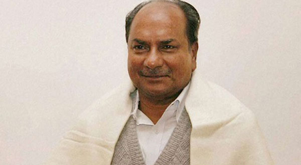 Break silence on Pathankot attack, Antony tells Modi