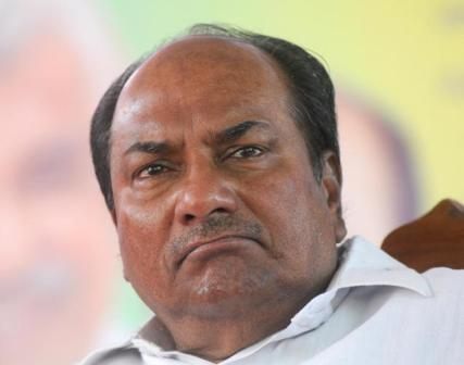 Tatra case: Antony admitted V.K. Singh told him about bribe