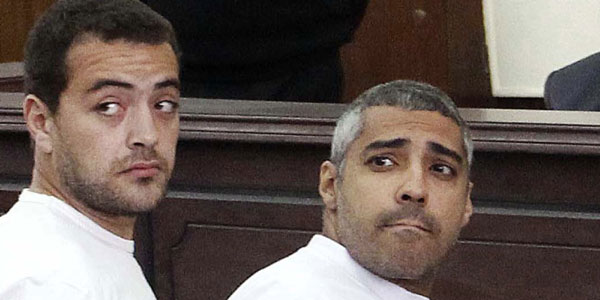 Al Jazeera journalists retrial in Egypt adjourned