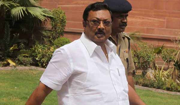 ED attaches Rs 40 cr assets of Alagiris son