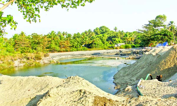 Alappad: A tale of lost land to mineral sand mining