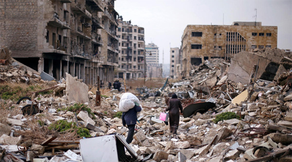 War crimes committed by all parties in battle for Aleppo: UN