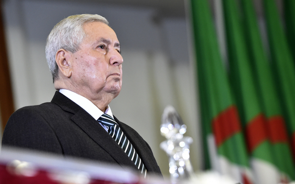 Algeria lawmakers elect first new president in 20 years