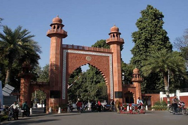 Row in AMU as students allege served food cooked in oil used for non-veg dishes