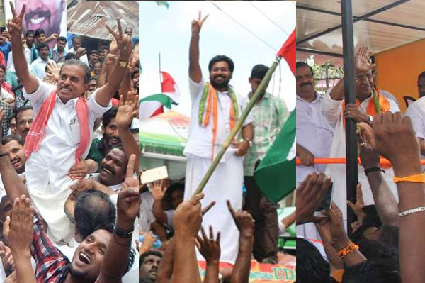 Campaign for Aruvikkara by-poll ends