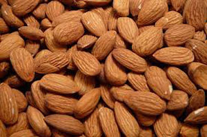 Eating almonds decreases belly fat