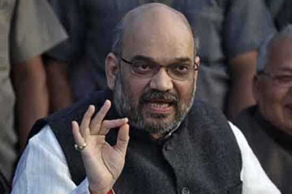 On day one, Amit Shahs focus remains Kashmir