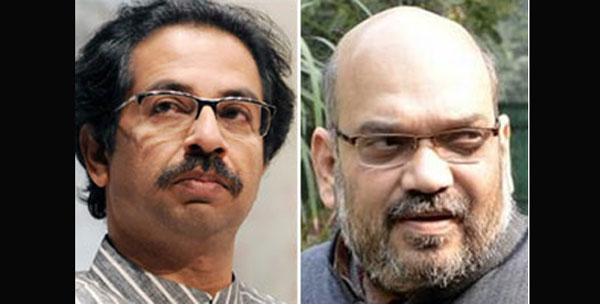BJP, Shiv Sena trying to salvage alliance